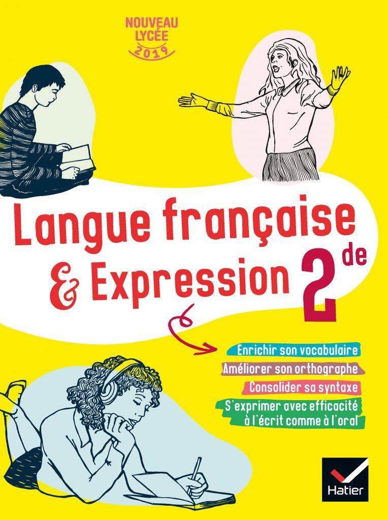 Langue française et expression 2de