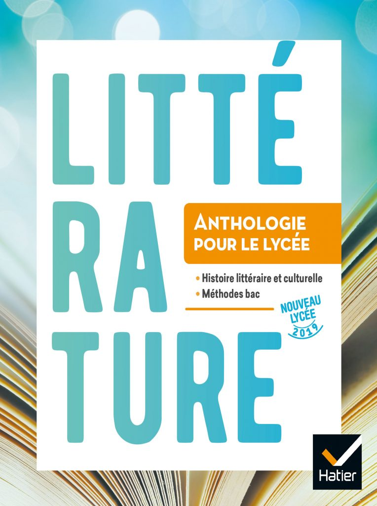 Littérature - Anthologie 2de et 1re