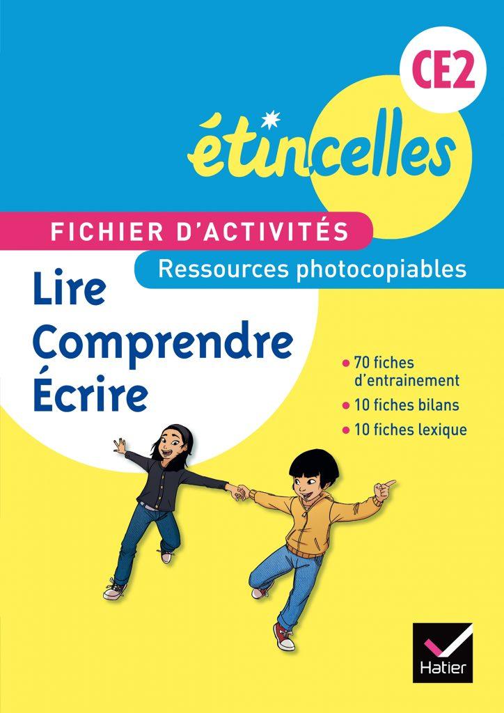 Etincelles - Fichier de compréhension CE2
