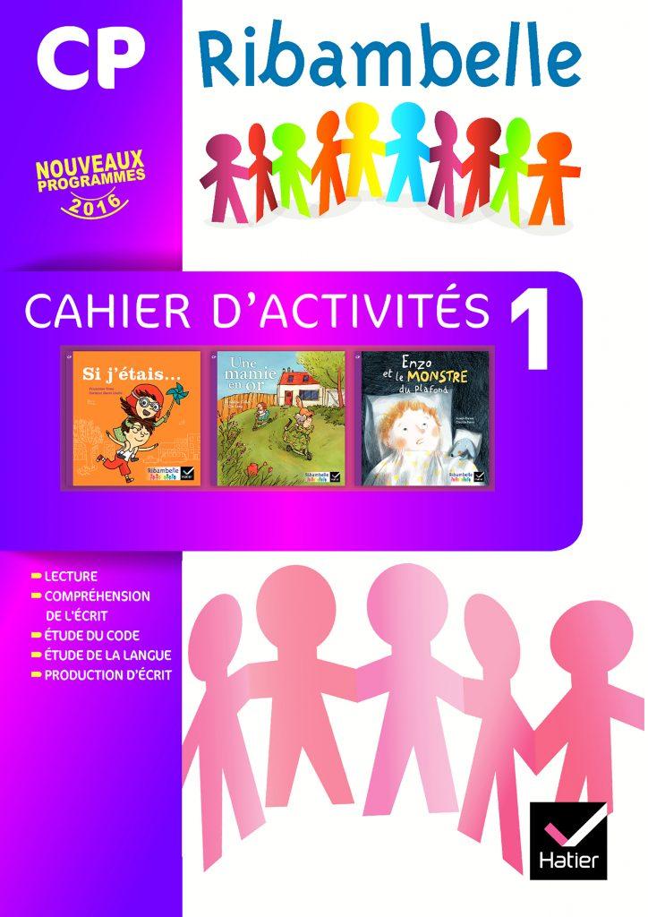 Ribambelle - Cahier d'activités 1 - série violette