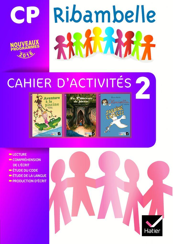 Ribambelle - Cahier d'activités 2 CP
