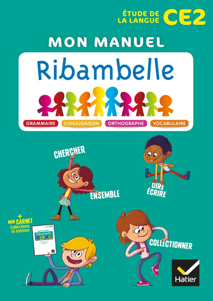 Ribambelle - série turquoise - Manuel CE2