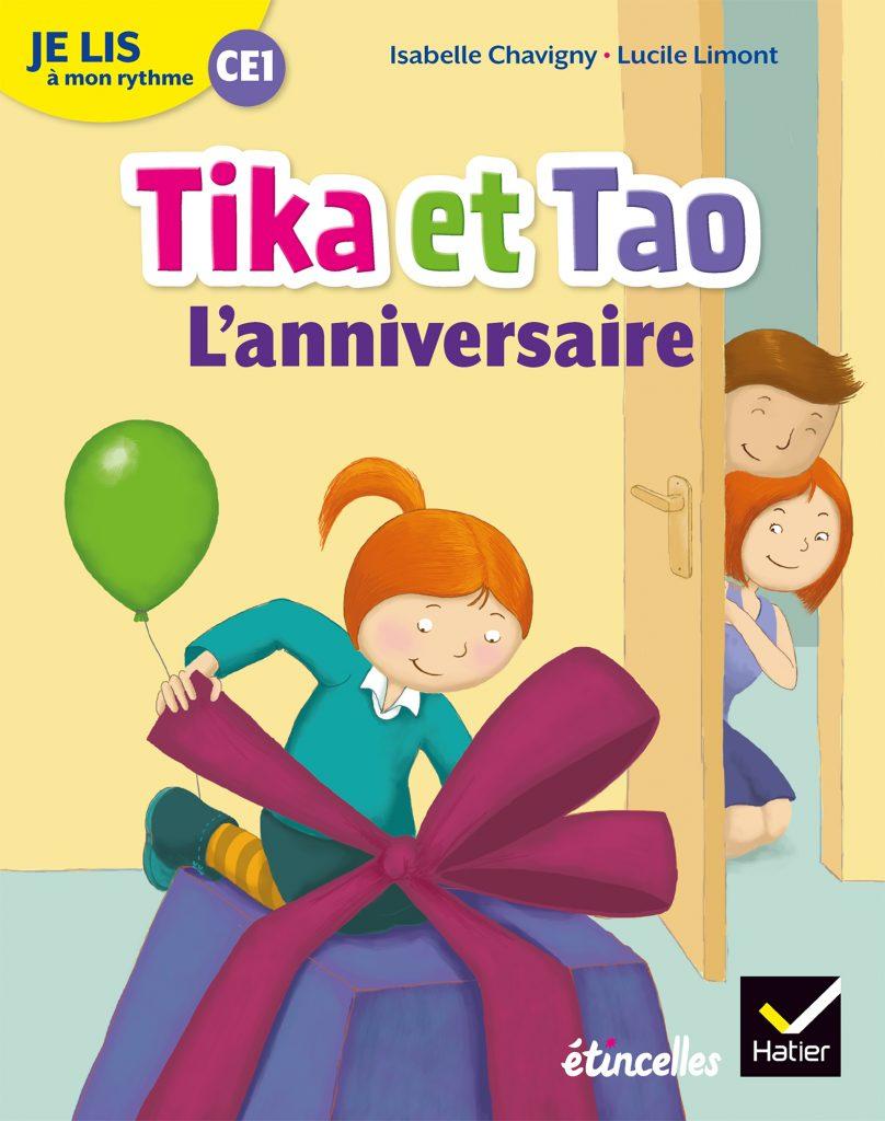 Album Tika et Tao - l'anniversaire