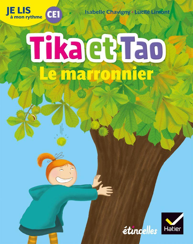 Album Tika et Tao - le marronnier