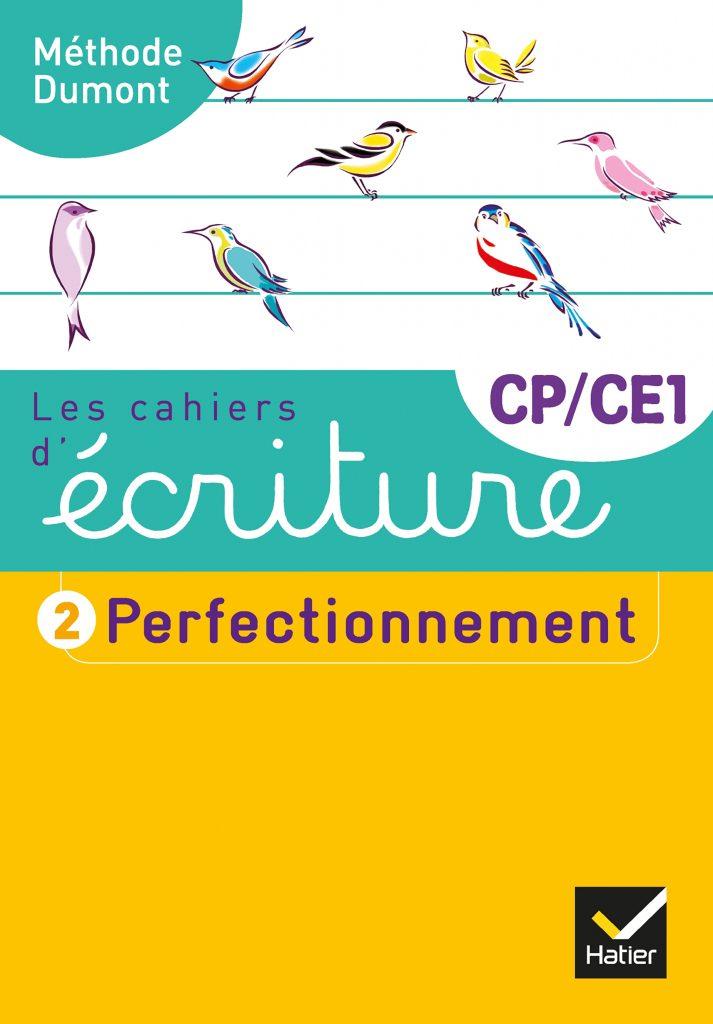 Cahier d'écriture CP/CE1 Perfectionnement