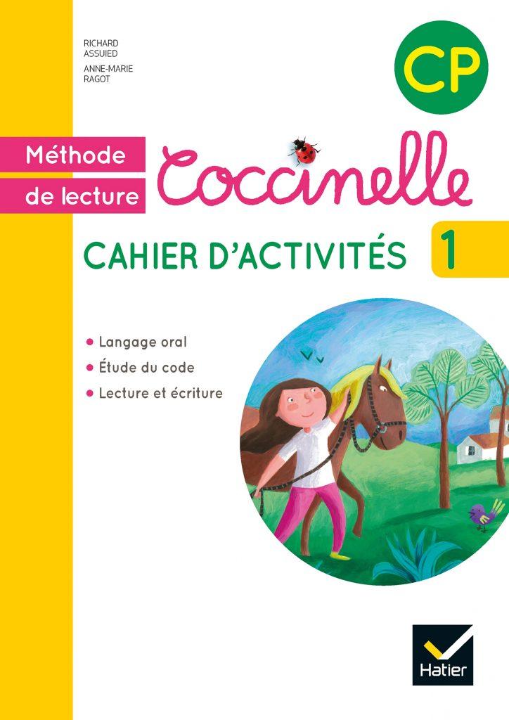 Coccinelle - Cahier d'activités 1 CP
