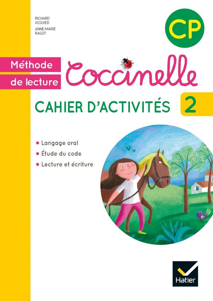 Coccinelle - Cahier d'activités 2 CP