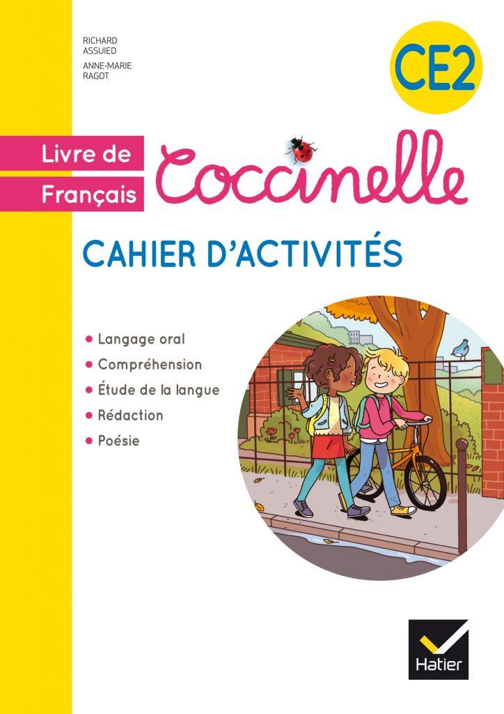Coccinelle - cahier d'activités CE2