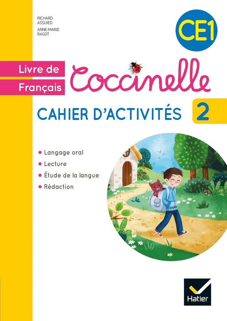 Coccinelle - cahier d'activités 2 CE1