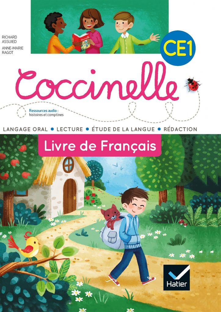 Coccinelle - livre de français CE1