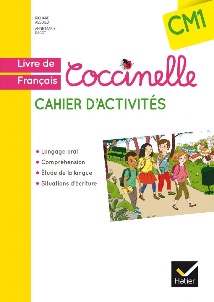 Coccinelle - cahier d'activités CM1
