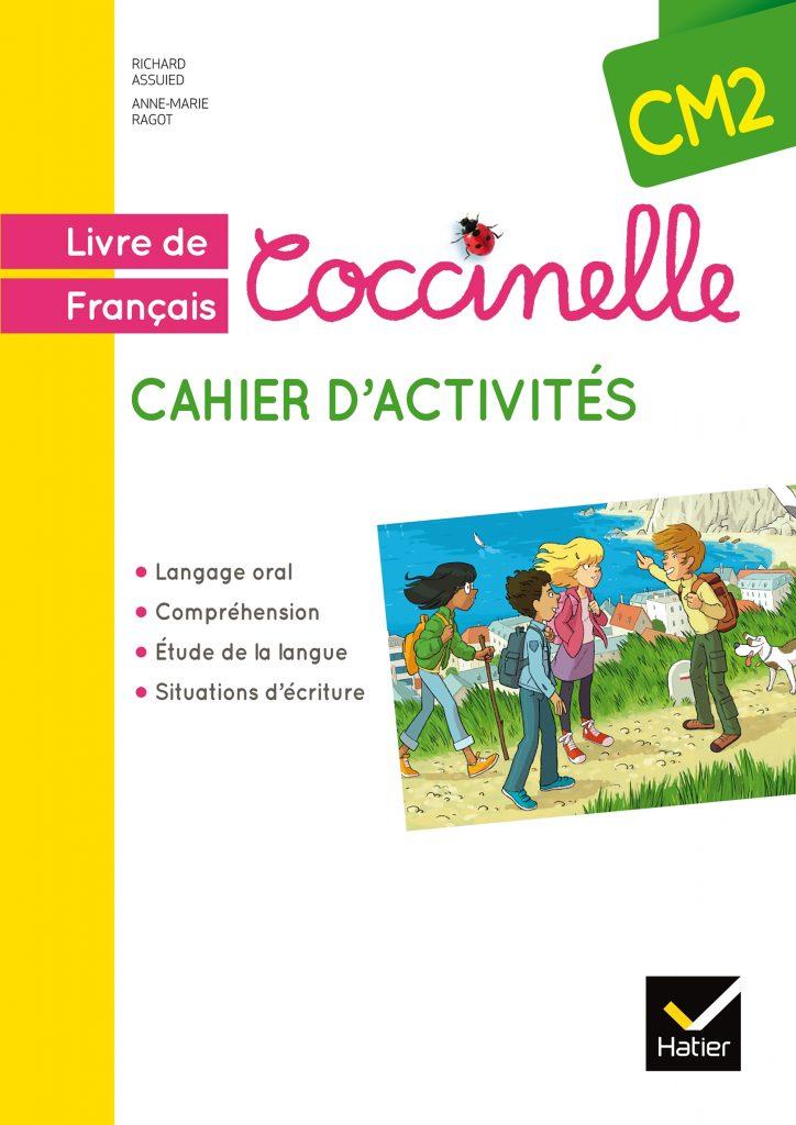 Coccinelle - cahier d'activités CM2