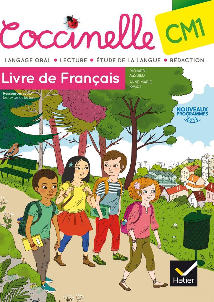 Coccinelle - livre de français CM1