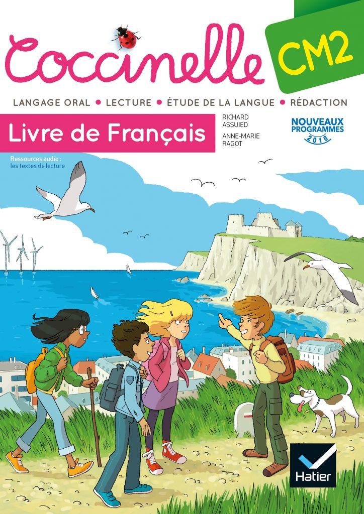 Coccinelle - livre de français CM2