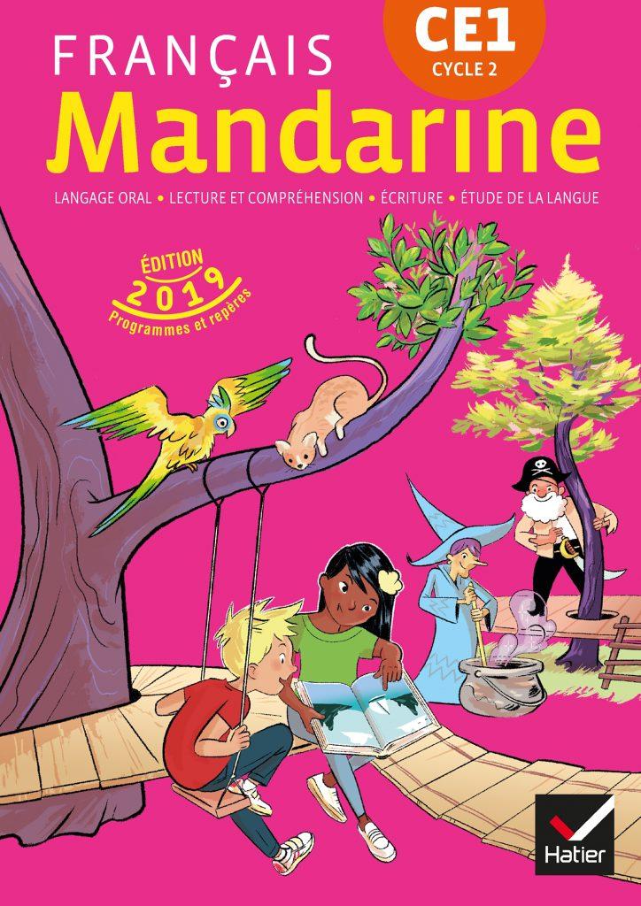 Mandarine - Manuel CE1