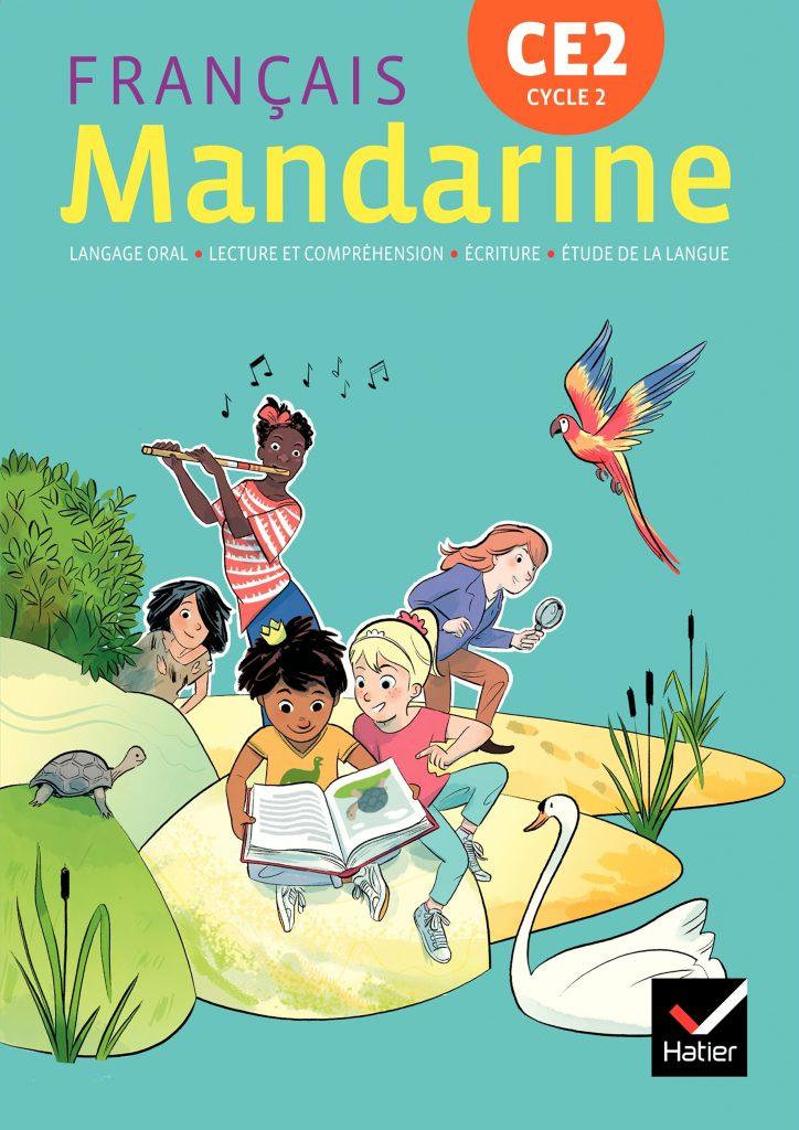 Mandarine - Manuel CE2