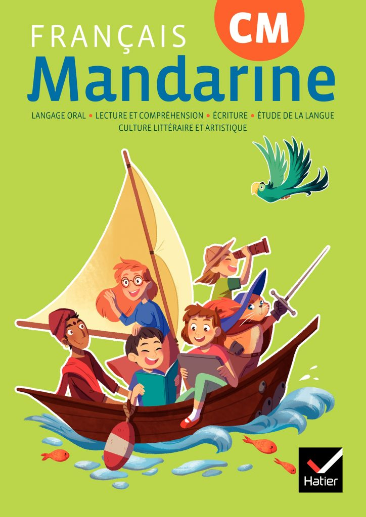 Mandarine - Manuel CM