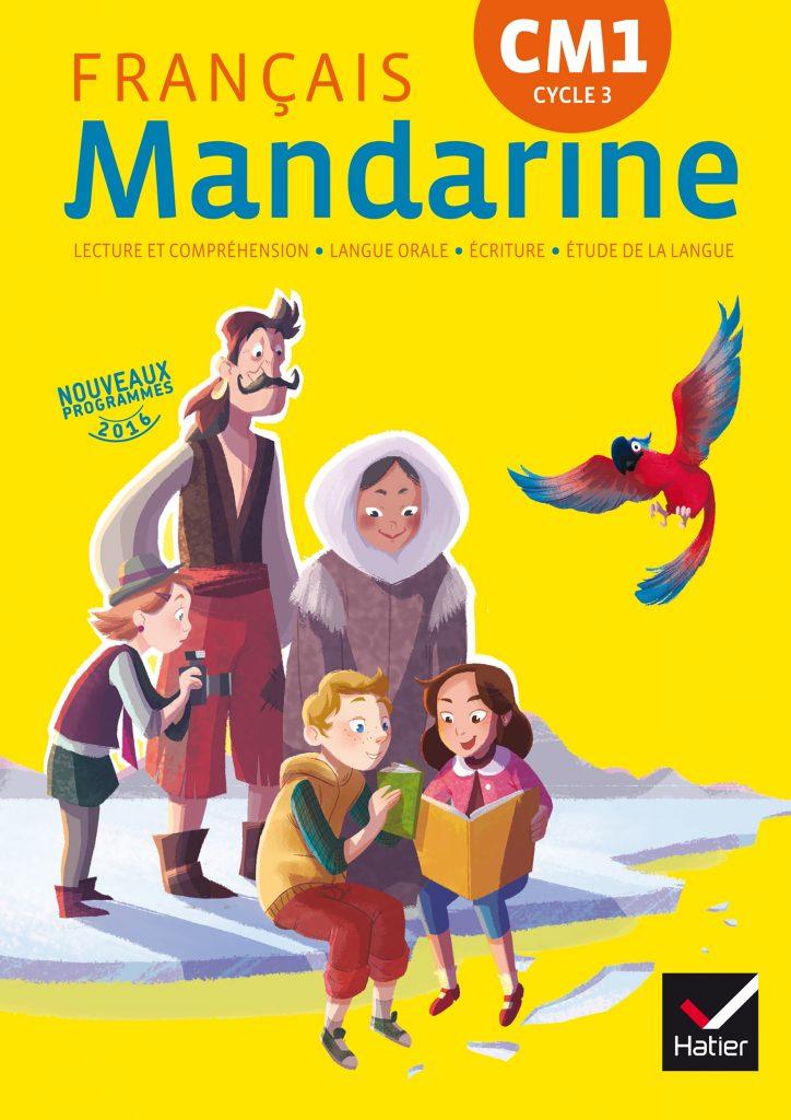 Mandarine - Manuel CM1