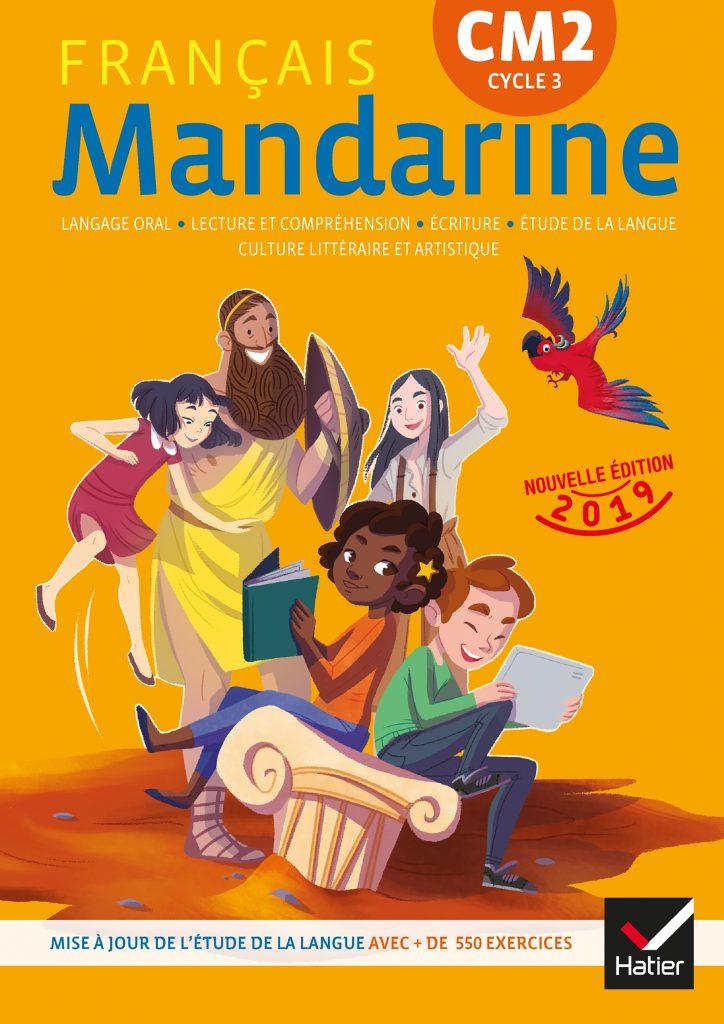 Mandarine - Manuel CM2
