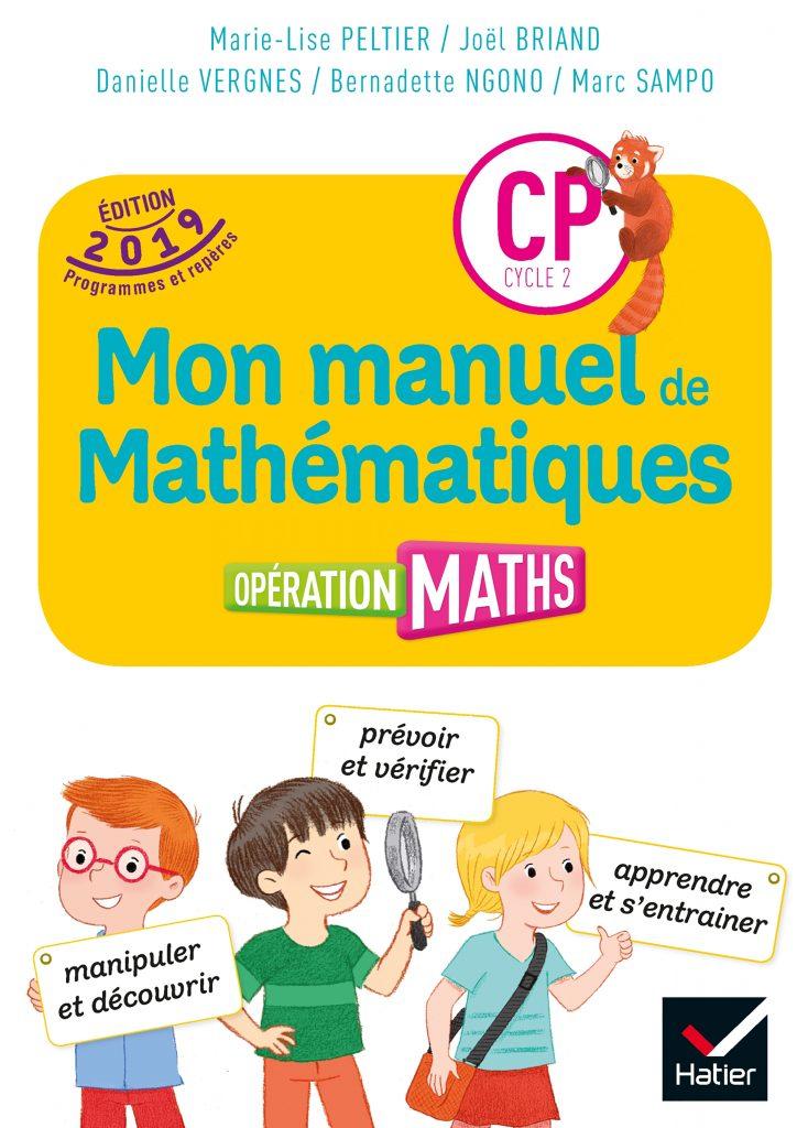 Opération Maths - Manuel CP
