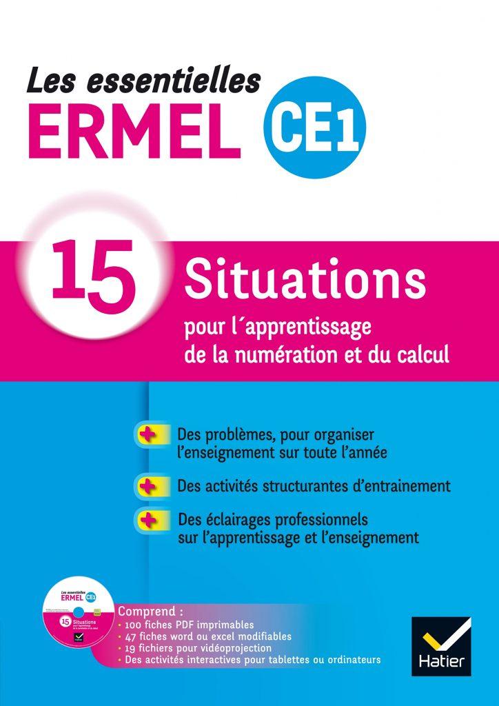 ERMEL les essentielles - Guide CE1