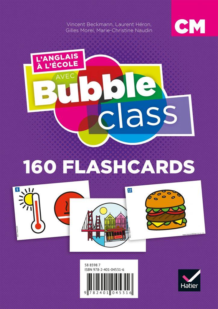 Bubble Class - Flashcards CM