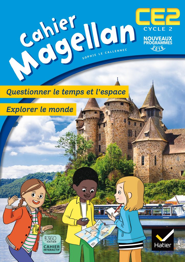 Magellan - Cahier CE2
