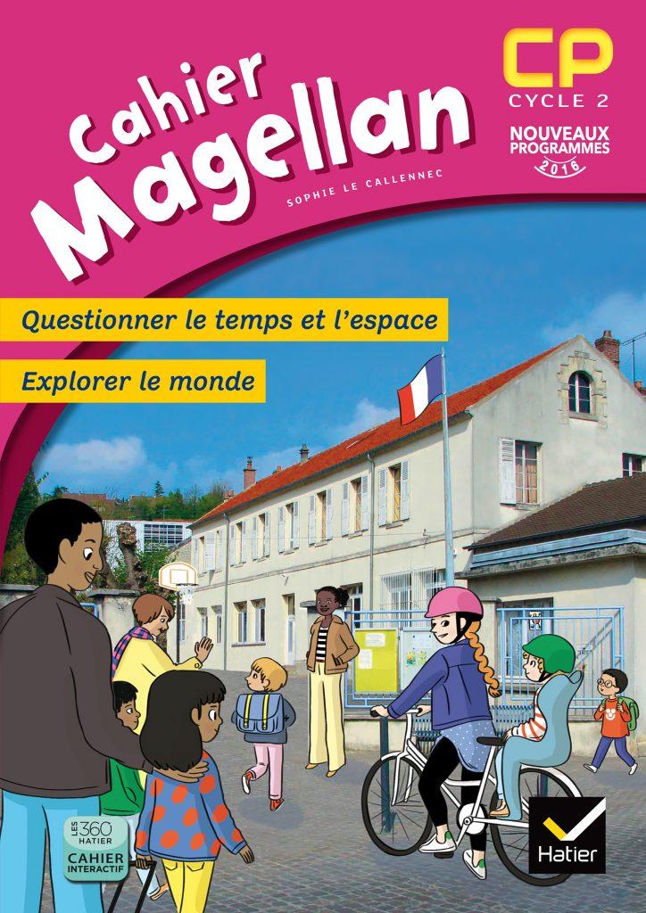 Magellan - Cahier CP