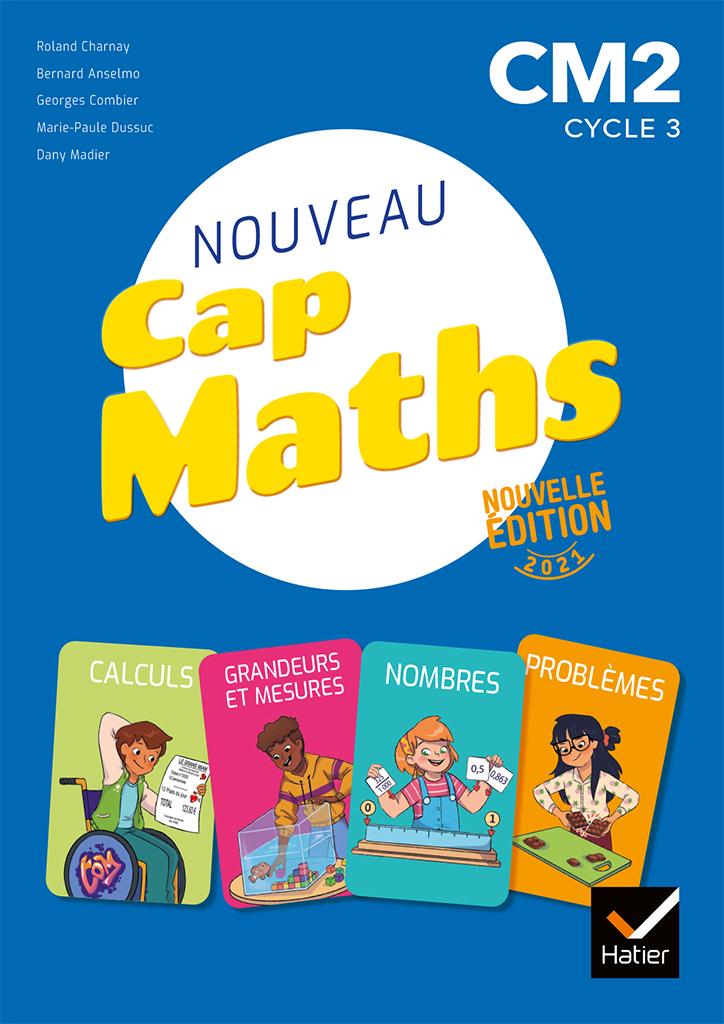 Cap Maths - Manuel CM2